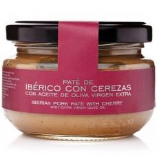 Pâté Ibérique aux Cerises - La Chinata (120 g)