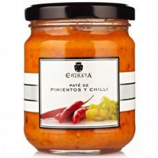 Terrine de Poivrons & Chilli - La Chinata (180 g)