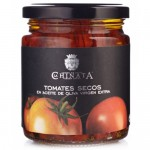 Tomates Sèches à l'Huile d'Olive Vierge Extra - La Chinata (220 g)