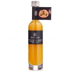 Vinaigre 'Pulpe de Fruit de la Passion' - La Chinata (Verre 100 ml)