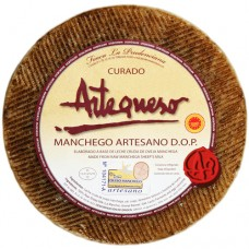 Fromage de Brebis Affiné 'AOC Manchego' - Artequeso