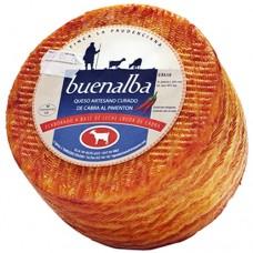 Fromage de Brebis 'Paprika' - Buenalba