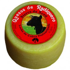 Fromage de Chèvre 'Sierra de Sevil' - Radiquero